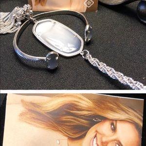 Kendra Scott necklace and bracelet set $225 Value